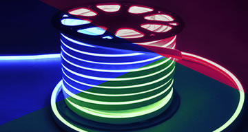 LED Neu Flex – Flexible Rope Light & Strip Light by GTL Japan